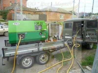 Дизельный компрессор Atmos в Краснодаре Фото 2