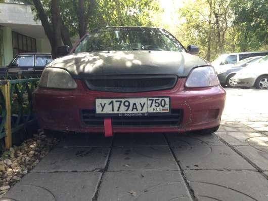 Honda Civic 6 1999
