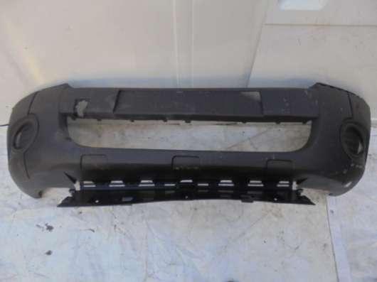 Передний бампер без птф на Peugeot Partner 2012г