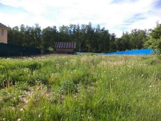 Продается земельный участок 10 соток в дер. Павлищево, Можайский район, 100 км от МКАД по Минскому шоссе. Фото 1