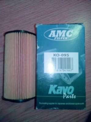 Фильтр масляный KO 095 дизель, Hyundai, Kia