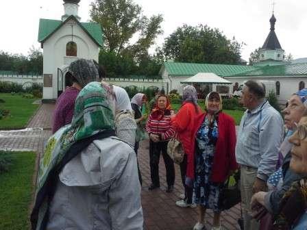 Путешествие Москва-Муром-Дивеево на 2 дня