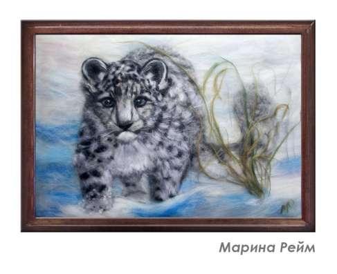Продаю картины из шерсти в Нижнем Новгороде Фото 2