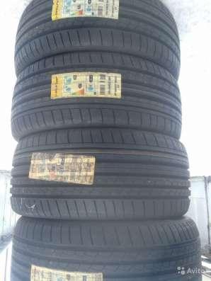Новые комплекты Dunlop 245/50ZR18 Sport Maxx GT в Москве Фото 1