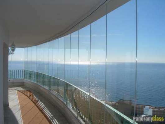 Системы безрамное остекление PanoramGlass
