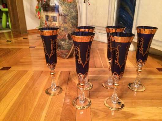 Продаю богемскую посуду из чешского стекла в Краснодаре Фото 6