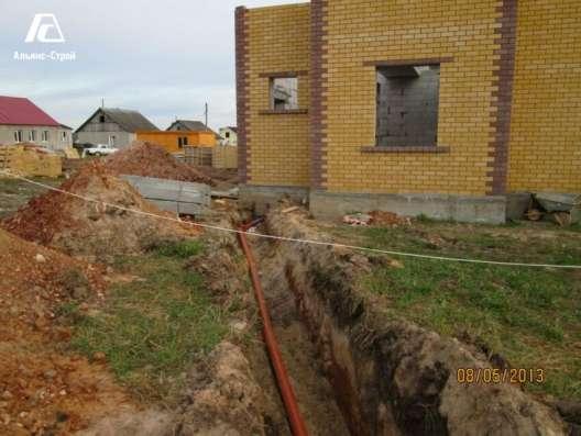 Прокладка наружной канализации в Краснодаре Фото 1
