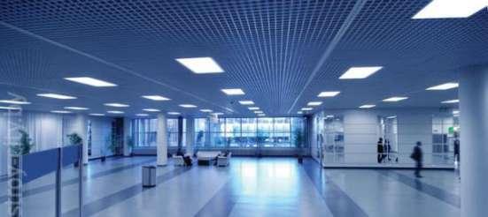 Грильято подвесные потолки алюминиевые в Калининграде Фото 5