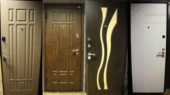 Стальные входные двери производства г. Йошкар-Ола в г. Самара Фото 1