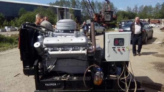 Дизельный генератор АД-100 100кВт ЯМЗ, ММЗ в Екатеринбурге Фото 4