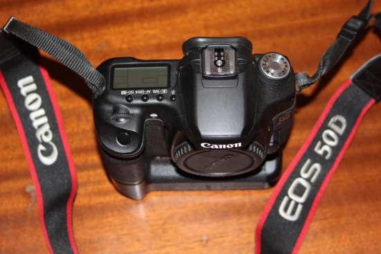 Продаю Canon 50D, б/у, тушку в Екатеринбурге Фото 2