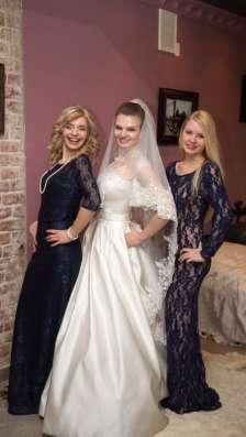 Свадебное платье и аксессуары в Твери Фото 1