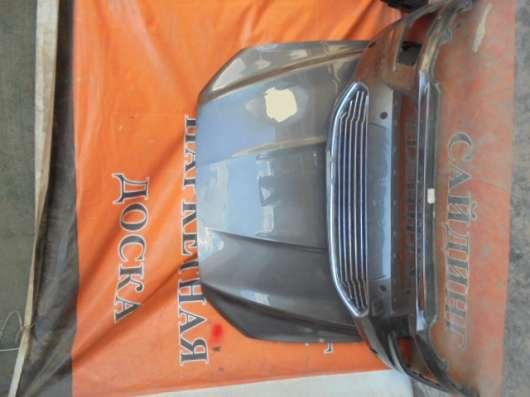 Капот и бампер на Ford Mondeo V 2015 г