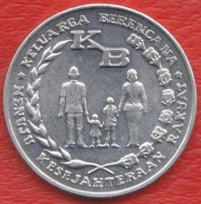 Индонезия 5 рупий 1974 г.