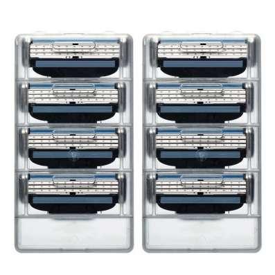 Бритвенные кассеты-лезвия (8шт.)