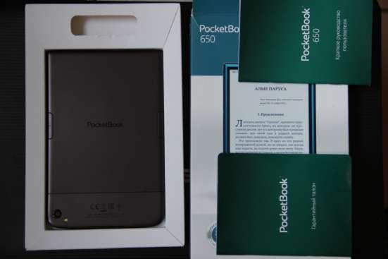 Электронная книга PocketBook 650