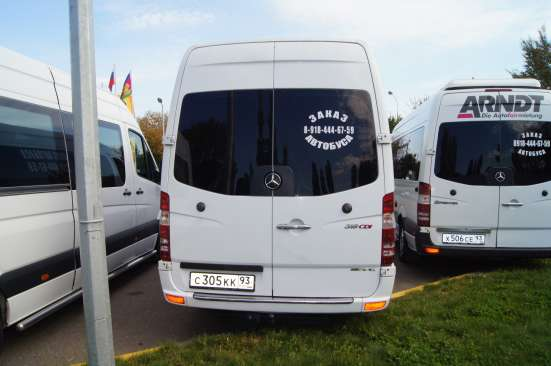 Mercedes-Benz Sprinter-318