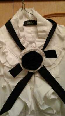 Новая нарядная блузка х. б. размер 48 в Москве Фото 1
