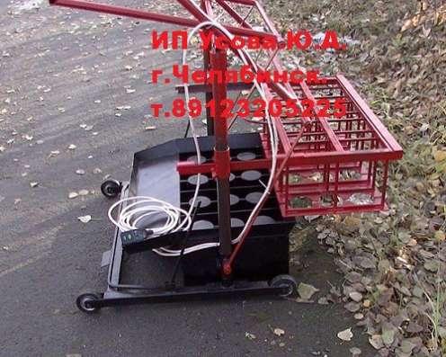 Производство блоков в Челябинске Фото 2