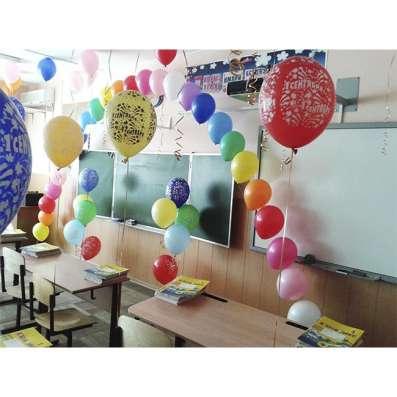 Оформление воздушными шарами в Краснодаре Фото 3