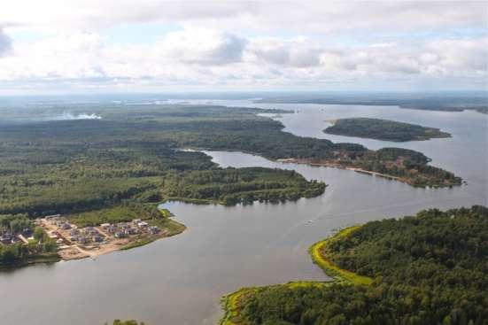 Участок на 1 береговой линии р. Волга, д. Малое Новоселье в г. Конаково Фото 3