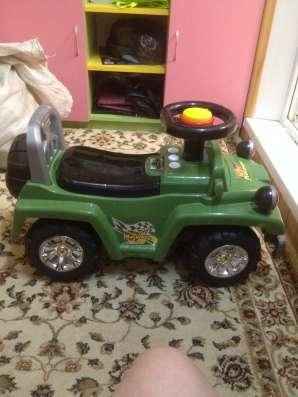 Детская машинка для езды