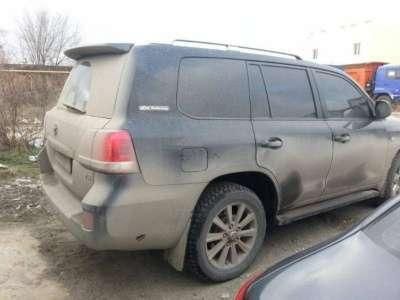 внедорожник Toyota Cruiser, цена 2 140 000 руб.,в Ростове-на-Дону Фото 2