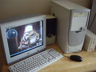 стационарный компьютер INTEL PENTIUM 4