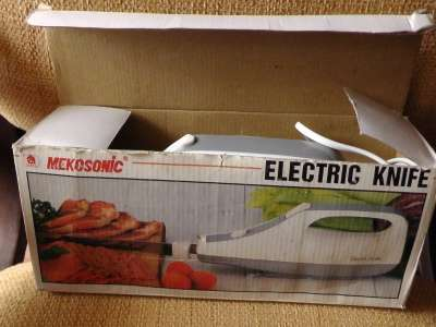 нож электрический 220 Вольт ELEKTRIC KNIFE MECOSONIC EK – 100
