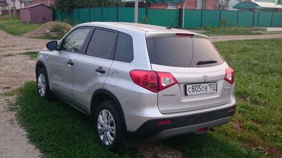 Suzuki Vitara 1.6 (117лс)