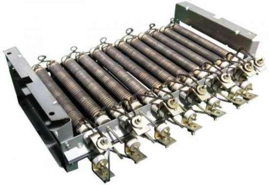 Ремонт либо замена блока резисторов. в г. Симферополь Фото 2