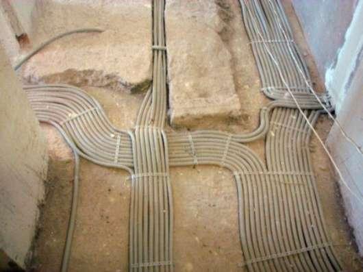Электромонтажные работы в Краснодаре Фото 5