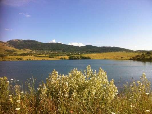 Участок у подножия горы Четыр Даг. Мраморное. Крым в г. Симферополь Фото 2