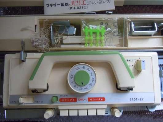 Вязальная машина 5 класса Brother KH-821