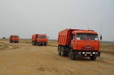 Транспортные услуги, грузоперевозки а/м Камаз (самосвал)