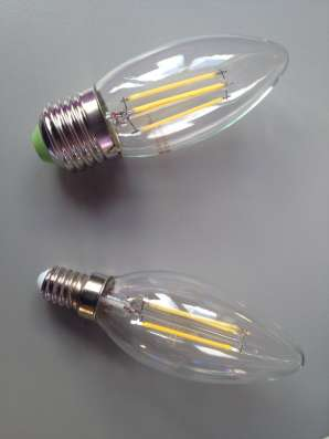 Лампа Свеча светодиодная Е27