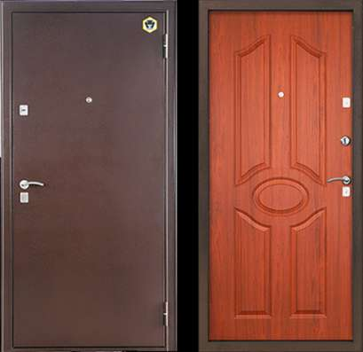 Металлические двери (стандарт и не стандарт) в Саратове Фото 4