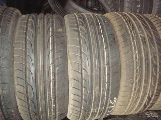 Новые разноширокие R21 Dunlop 325/30 и 285/35