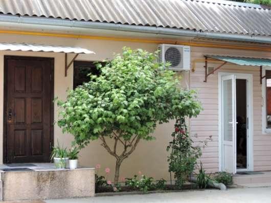 Сдается коттедж посуточно в п.Лазаревское г.Сочи на лето
