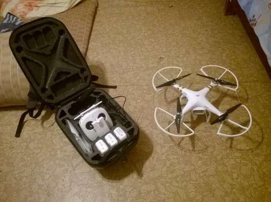 Фотовидеосьемка труднодостнаблюдение с помощью квадрокоптера