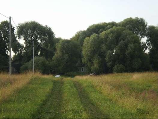 Срочно продаю земельный участок в дер. Калошино