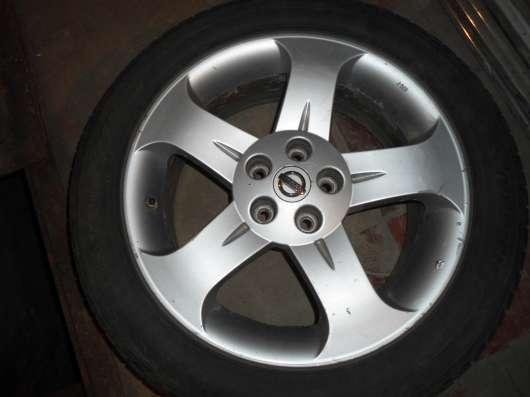 Комплект колес в Новосибирске
