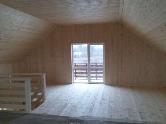 Продам дом с видом на озеро