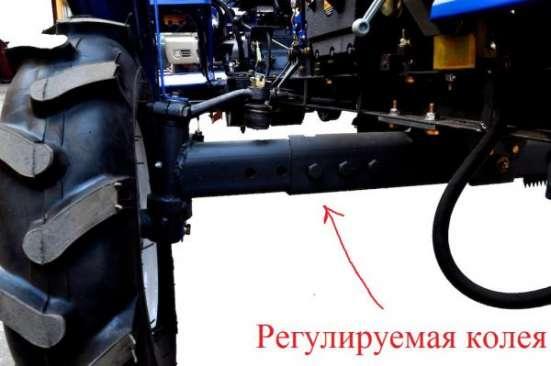 Минитрактор Скаут T-12 + почвофреза + двухкорпусный плуг 220 + козырек