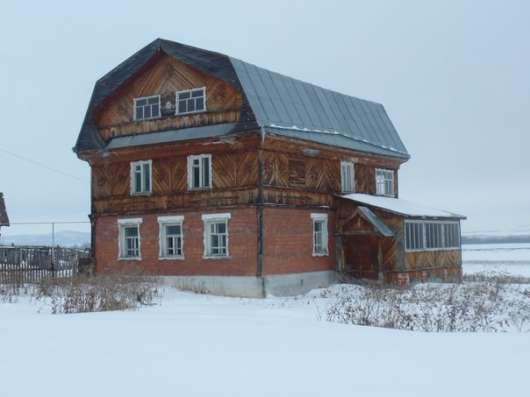 Продажа, жилой дом в Салаватском районе РБ