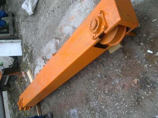 Для кран балки опорные телеги до 5 тонн