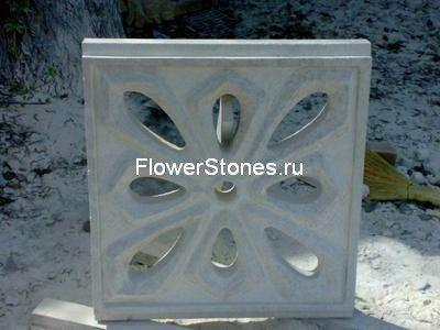 Деккор из камня