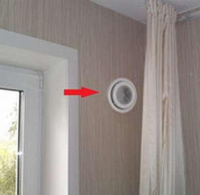 Вентиляция для дома