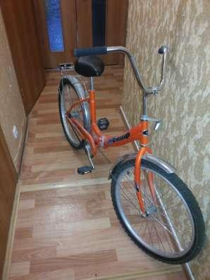 "Велосипед ""Скиф""и ""Салют"""