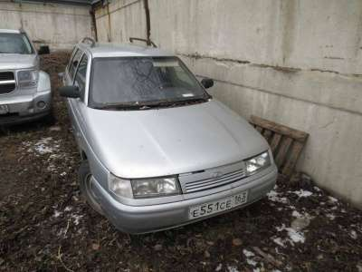 автомобиль ВАЗ 2111